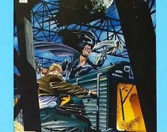 Batman Chronicles #1, DC Comics Batman, Vintage Batman Comic Book, (Grade Near Mint) 1995, (B1)