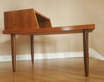 mcm coffee table | etsy