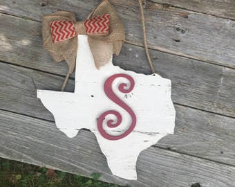 Texas Door Hanger//State cut out//Texas cutout//State wood : texas door - Pezcame.Com