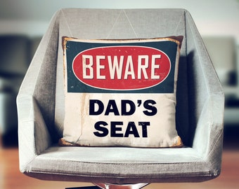 Fathers Day Gifts   Gifts for Dad   Dad Gifts   Dad Christmas Gift   Dad Pillow   Gift for Father   Dad Birthday Gift