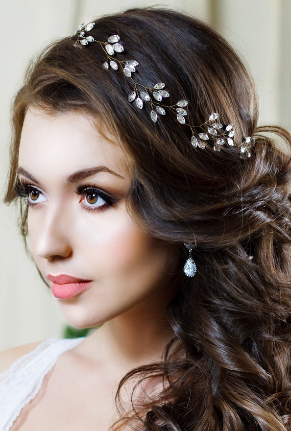 Image Result For Bridal Hairstyles With Ribbon