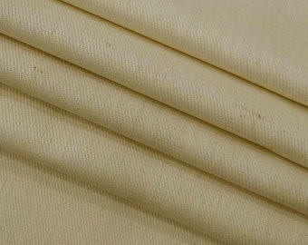 """Beige Burlap, Natural Fabric, Beige Jute Fabric, Home Decor Burlap Fabric, Sewing Craft, 42"""" Inch Wide Jute Fabric By The Yard ZJC11A"""