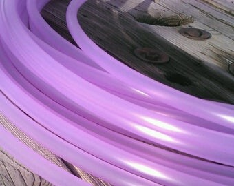 5/8 Polypro: Synergy Purple Hula Hoop- Made to Order