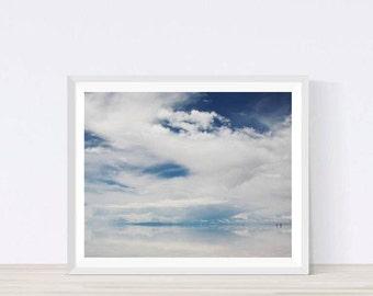 Sky Print, Sky Art, Sky Photography, Cloud Photography, Printable art, Digital Print, Wall Decor, Sky Poster, Clouds art, Landscape, #S1