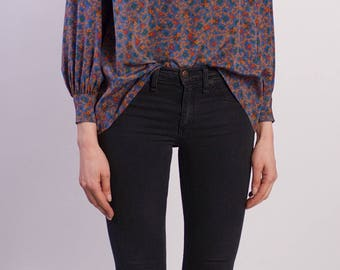 Yves Saint Laurent Vintage Silk Blouse