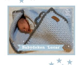 Babydeken Lucas
