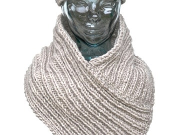 Neck size twists in wool
