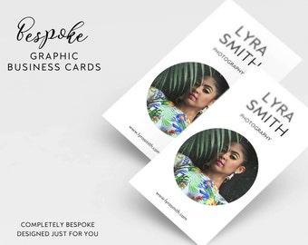 Bespoke Business Card Design, Calling Card, Printable Card, Digital Download, Downloadable Card, Personalised Card, Custom Card, OOAK Card