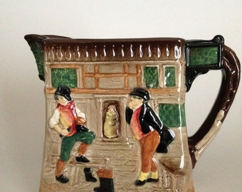 Royal Doulton series ware • The Pickwick Papers pitcher