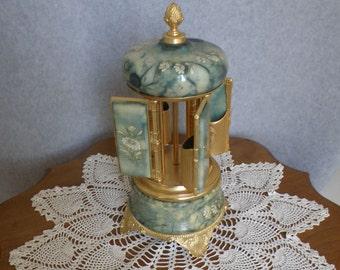 Mid-century Reuge Cigarette / Lipstick Music Box