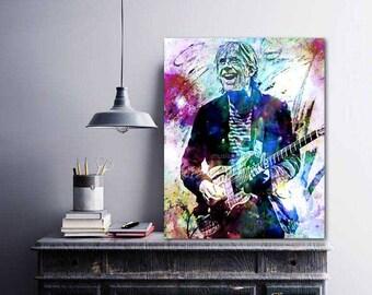 Phish Art, Phish Print, Trey Anastasio, Phish, Jam Bands, Jam Band Art, Hippies, Hippie Music, Mike Gordon, Jon Fishman, Anastasio Print