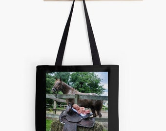 Sample personalized photo tote bag gift custom photo tote bag gift, Mother's Day Father's Day grandparents birthday graduation holiday gift