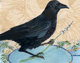 Deeply Loved Print — Abacus Corvus
