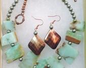 Earrings Reserved for M. E. only, Custom Order earrings. For M.E. only