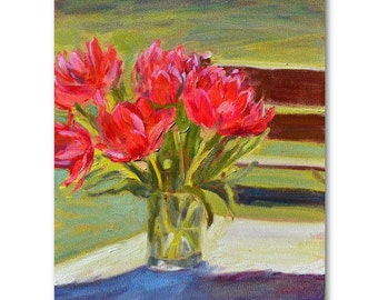 """Still life floral