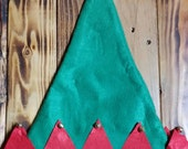 Personalized Elf Hat