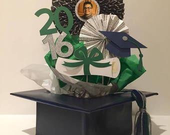 2018 Graduation centerpiece stick set, graduation party decor, 2018 Graduation decorations,