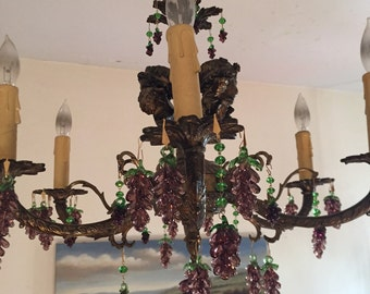 Unique Vintage Inspired Handmade Chandalier