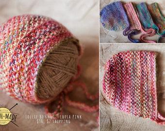 Lollie Bonnet - Newborn Photography