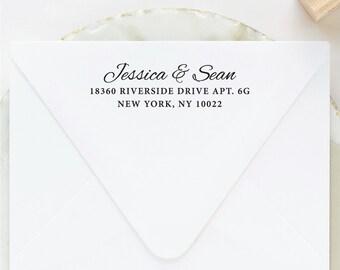 Self Inking Address Stamp, Return Address Stamp, Address Stamp, Custom Address Stamp, Wedding Stamp, Self Inking Stamp