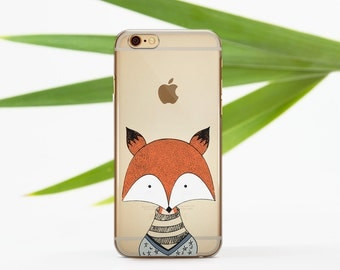 Fox Phone Case to Samsung Galaxy S7 Case Cute 7 Phone Case iPhone 6 Case Phone 6 Plus Case iPhone 6s Case to Galaxy S6 to Note 7 Case 120