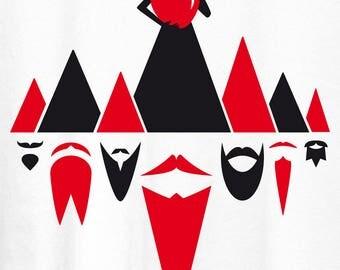 Seven Dwarfs Fairy Tale Shirt {men}