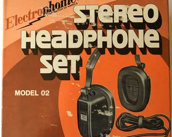 Fabulous Vintage Headphones