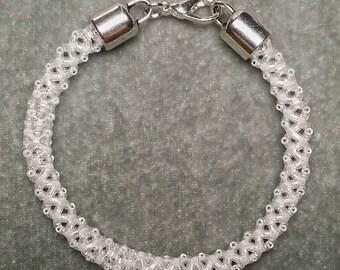 Sparklin Bracelet ' White '