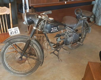 1952 maico motorcycle