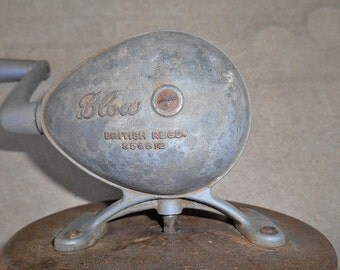 "Vintage Butter Churn Mechanism ""Blow British Regd 356612"""