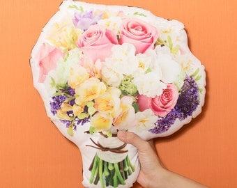 FunPrint  Bouquet Pillow Wedding Deco