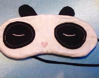 Panda Sleepmask Cute Eyemask Gift