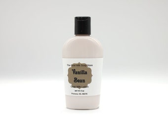 Vanilla Bean Goat's Milk Lotion Free Shipping on all orders over 50.00