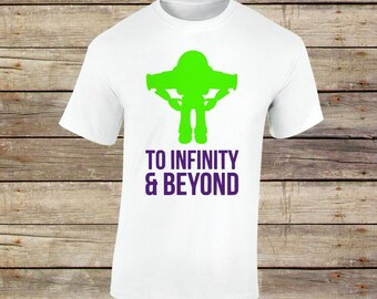 To Infinity Tee, Toy Story Party, To Infinity and Beyond, Buzz Lightyear, Woody, Toy Story Birthday, Toy Story Alien, Jessie, Cowboy, Andy