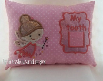 Tooth fairy pillow the tooth fairy