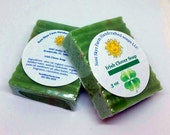 Irish Clover Field Soap -...