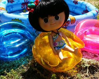 Inflatable float armchair for Mini MUI CHAN