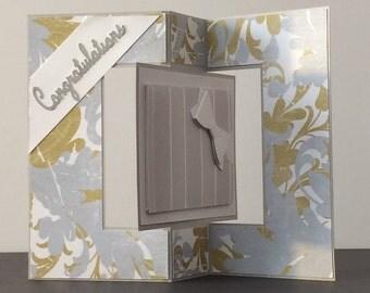 Wedding, Bridal Shower Giftcard Holder
