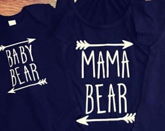 Mama Bear| Baby Bear| Set