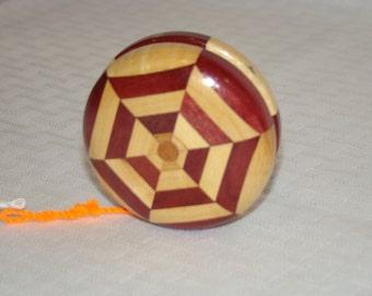 Hand Turned Wooden Yo-Yo