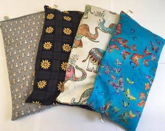 Microwaveable Lavender Wheat Bags