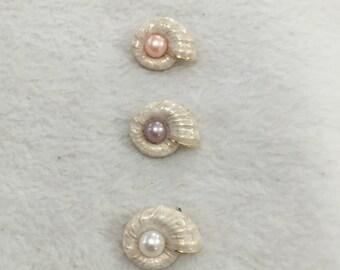 silver brooch,freshwater pearl breastpin, freshwater Pearl Brooch,Christmas gift ,wedding accessories, bridal jewellery, breastpin