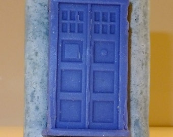 Glow-In-The Dark Dr. Who Soaps