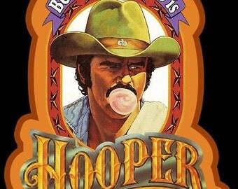 Burt Reynolds Hooper Vintage Image T-shirt