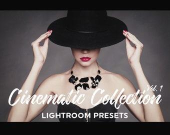 20 Cinematic Presets for Adobe Lightroom - volume 1 - Cinematic Lightroom Presets for Photographers