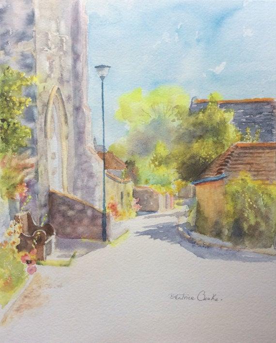 HYTHE KENT - Church road