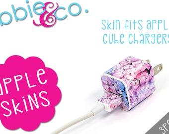 Hydranga Apple iPhone Charger Skin!!! SK06