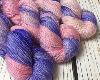 Stellar Sock / Love Me Tender / Variegated Yarn
