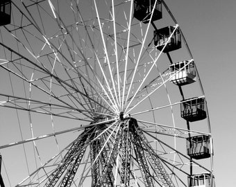 Ferris Wheel, Jersey Shore © Mary D Photography