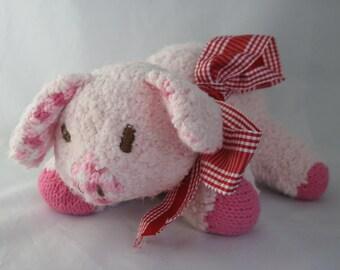 Soft Pink Piggy